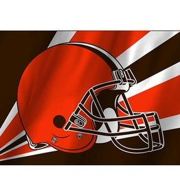 Cleveland Browns 3x5' Polyester Flag