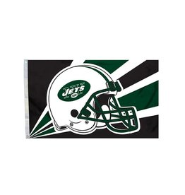 New York Jets 3x5' Polyester Flag