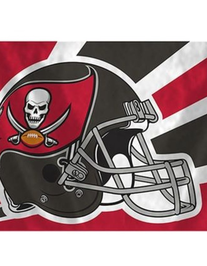 pretty nice 731c3 ac598 Tampa Bay Buccaneers 3x5' Polyester Flag