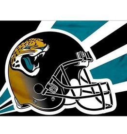Jacksonville Jaguars 3x5' Polyester Flag