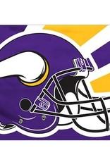 Minnesota Vikings 3x5' Polyester Flag