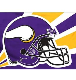 Minnesota Vikings 3x5' Polyester Flag