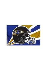 Baltimore Ravens 3x5' Polyester Flag