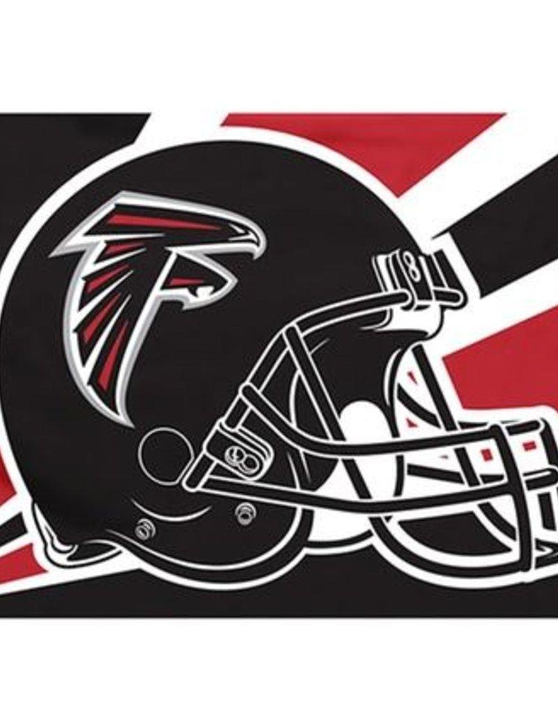 Atlanta Falcons 3x5' Polyester Flag