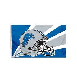 Detroit Lions 3x5' Polyester Flag