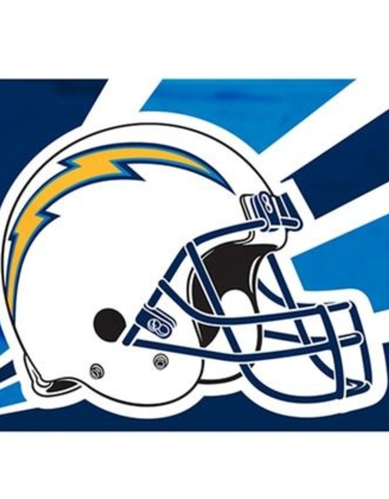 San Diego Chargers 3x5' Polyester Flag