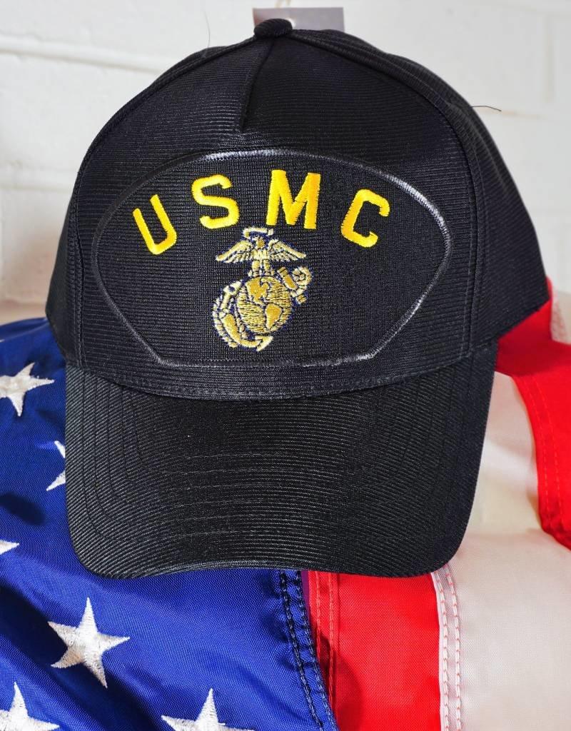 Marine Corps (USMC) Emblematic Baseball Cap