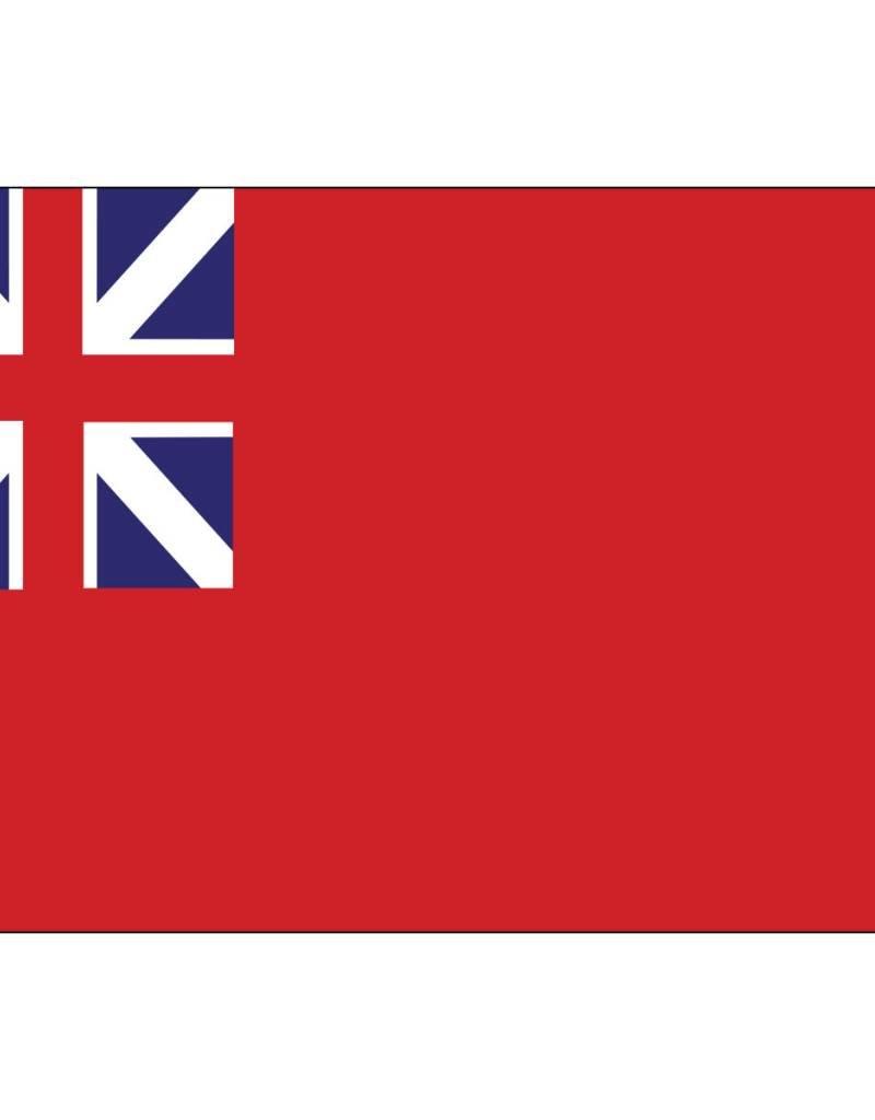 British Red Ensign Historical Nylon Flag 3x5'