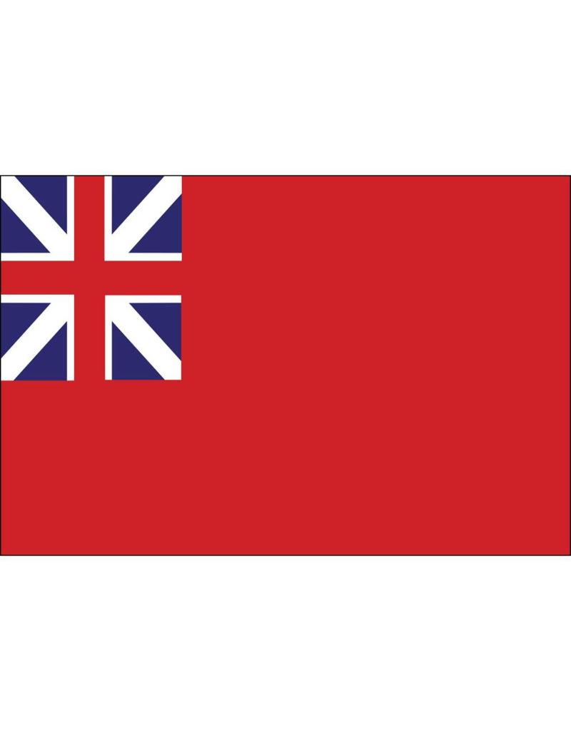 British Red Ensign Historical Nylon Flag 3x5'