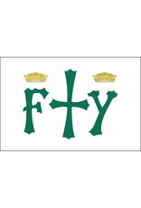 Columbus Historical Nylon Flag 3x5'
