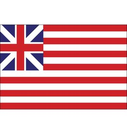 Grand Union Historical Nylon Flag 3x5'