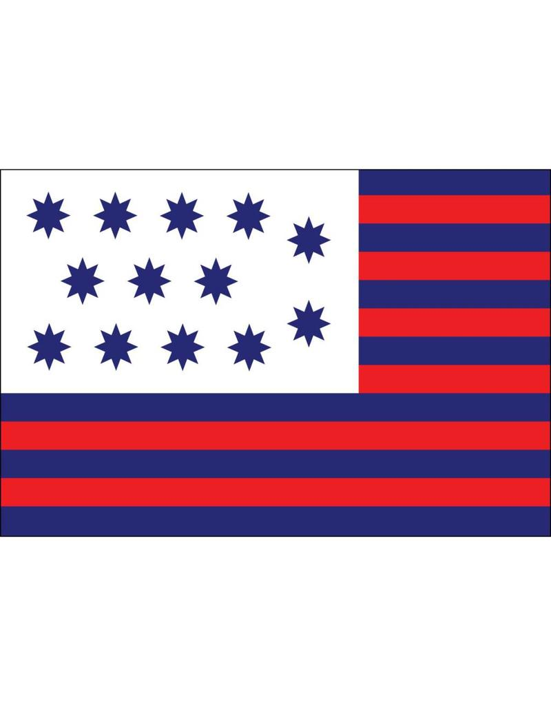 Guilford Courthouse Historical Nylon Flag 3x5'