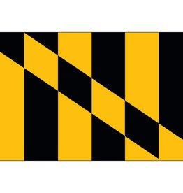 Lord Baltimore Historical Nylon Flag 3x5'