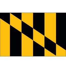 Lord Baltimore Historical Nylon Flag 3x5'