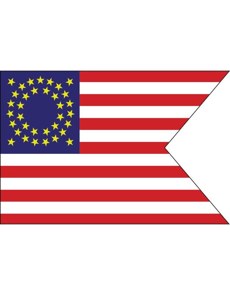 Cavalry Guidon Historical Nylon Flag 3x5'