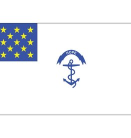 Rhode Island Regiment Historical Nylon Flag 3x5'