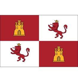 Royal Standard of Spain Historical Nylon Flag 3x5'