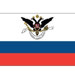 Russian American Company Historical Nylon Flag 3x5'