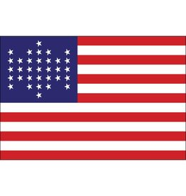 Union Civil War Historical Nylon Flag 3x5'