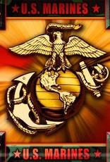 Marine Corps Coasters (8 pk)