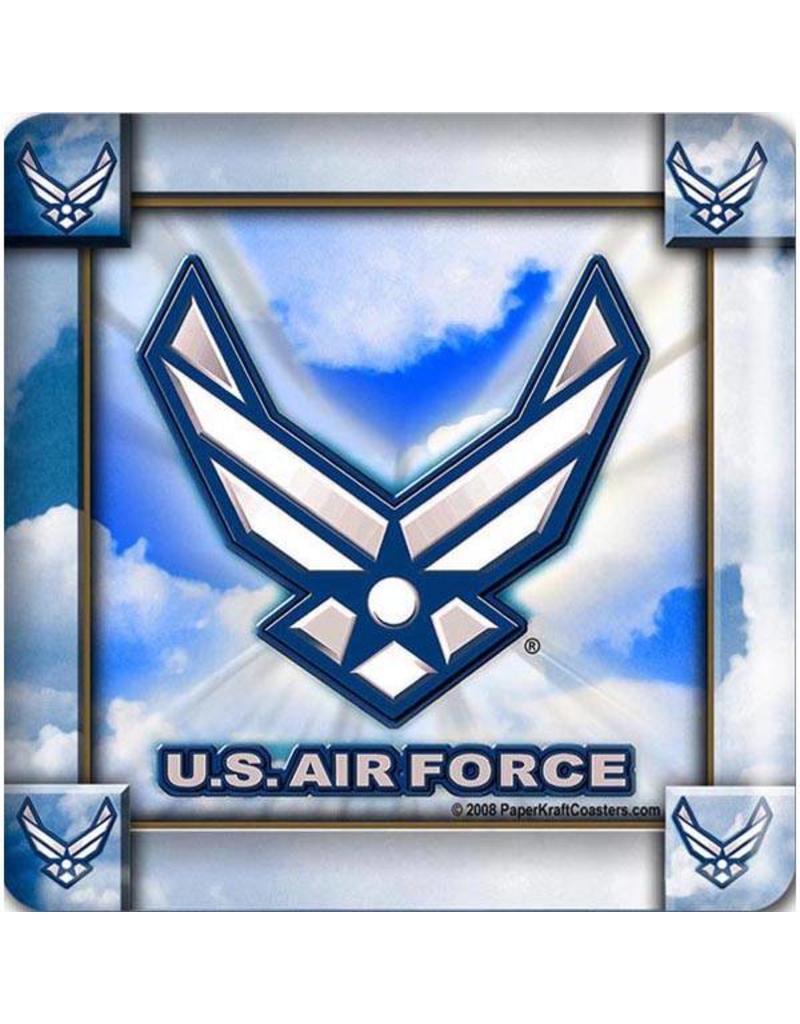 Air Force Coasters (8 pk)