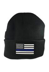 Thin Blue Line Watch Cap