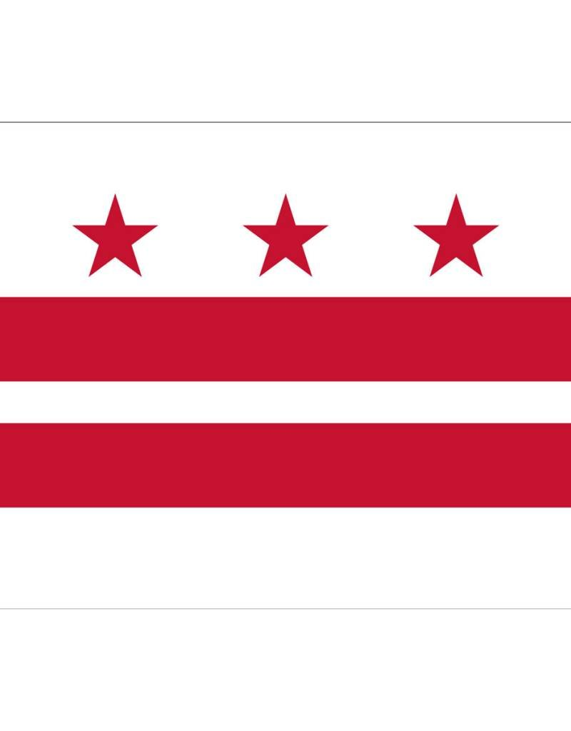 District of Columbia Nylon Flag