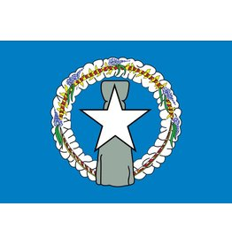 Northern Marianas Nylon Flag