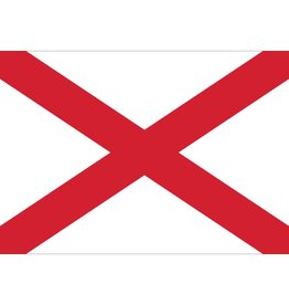 Alabama Nylon Flag