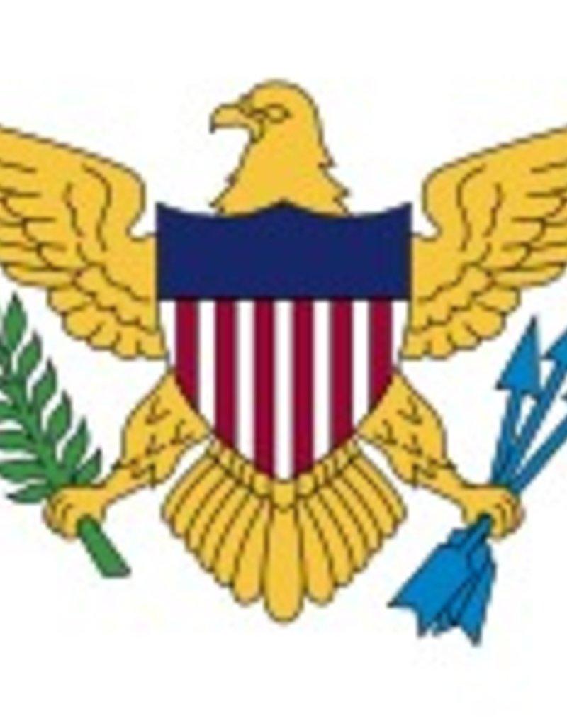 Virgin Islands Nylon Flag