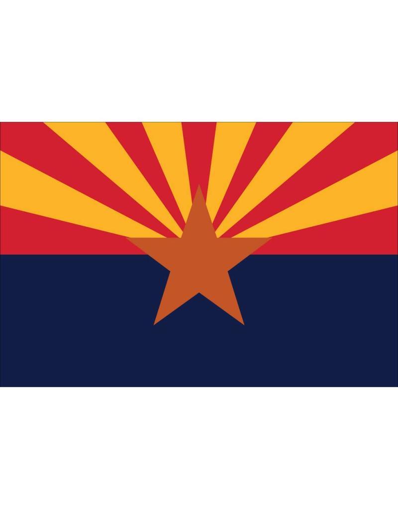 Arizona Nylon Flag