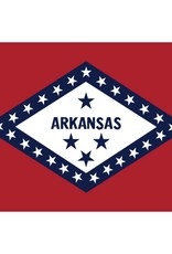 Arkansas Nylon Flag
