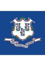 Connecticut Nylon Flag