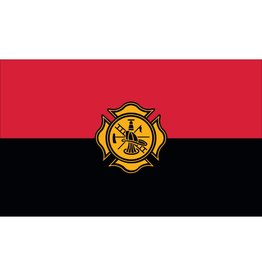 Fireman Remembrance 3x5' Nylon Flag