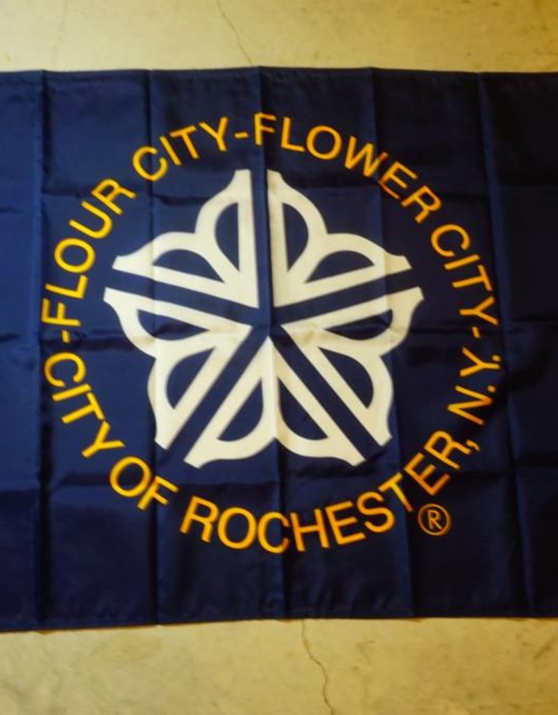 City of Rochester Nylon Flag