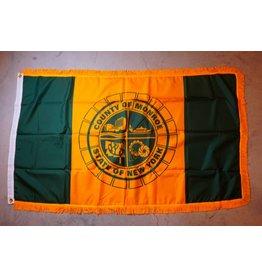 Monroe County Nylon Crown Flag