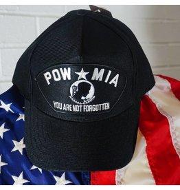 POW/MIA Emblematic Baseball Cap