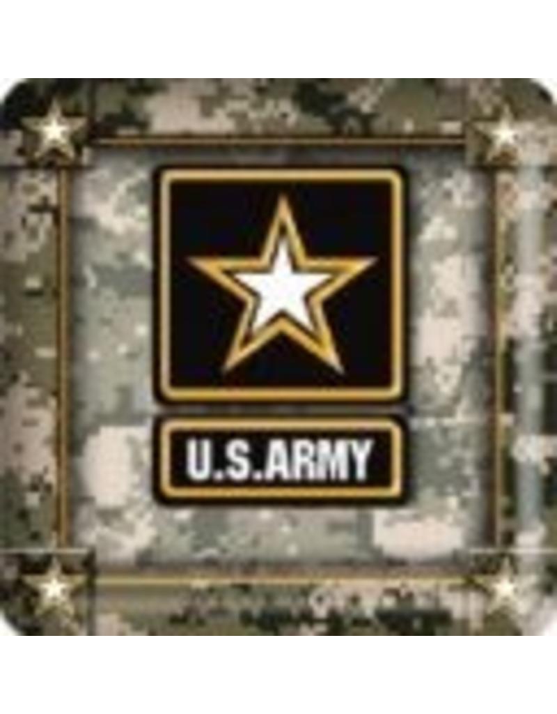 Army Coasters (8 pk)