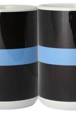 Thin Blue Line 11 oz Ceramic Mug