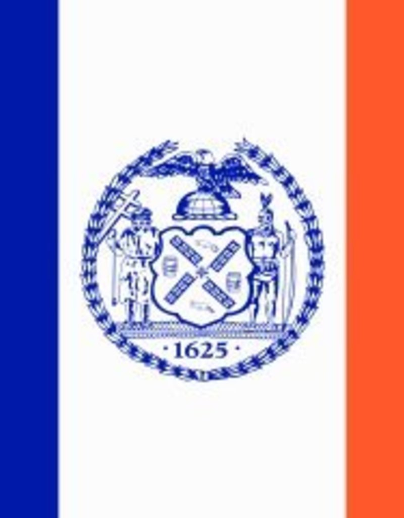 New York City Nylon Flag