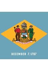 Delaware Nylon Flag
