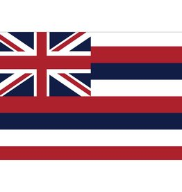 Hawaii Nylon Flag