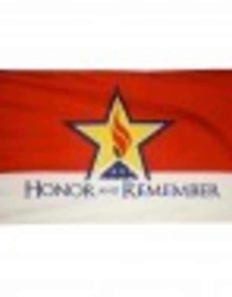 Honor and Remember 3x5' Nylon Flag