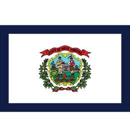 West Virginia Nylon Flag