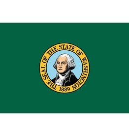 Washington Nylon Flag