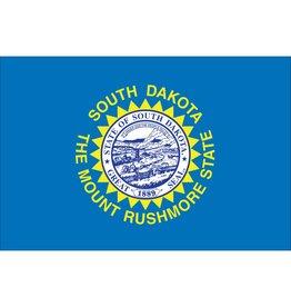 South Dakota Nylon Flag