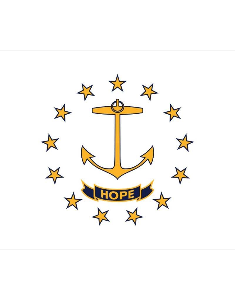 Rhode Island Nylon Flag
