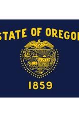 Oregon Nylon Flag