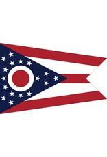 Ohio Nylon Flag