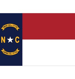 North Carolina Nylon Flag